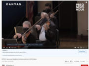 """NORTH SALMON CREEK: The Vancouver Symphony Orchestra, with guest conductor Sarah Ioannides, the music director of Symphony Tacoma, was featured by """"PBS News Hour"""" on Jan. 17."""