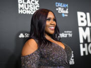 Singer Kelly Price attends 2019 Black Music Honors at Cobb Energy Performing Arts Centre in Atlanta.