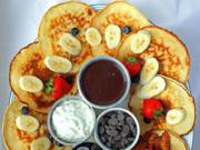 A pancake charcuterie. (Christian Gooden/St.