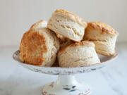 Irish scones are perfect for first-time scone bakers.