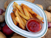 French Fries. (Photos by Hillary Levin/St.