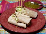 Baja Chicken Wrap (Linda Gassenheimer/TNS)