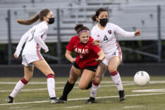 Camas girls soccer defeats Union 2-0 sports photo gallery