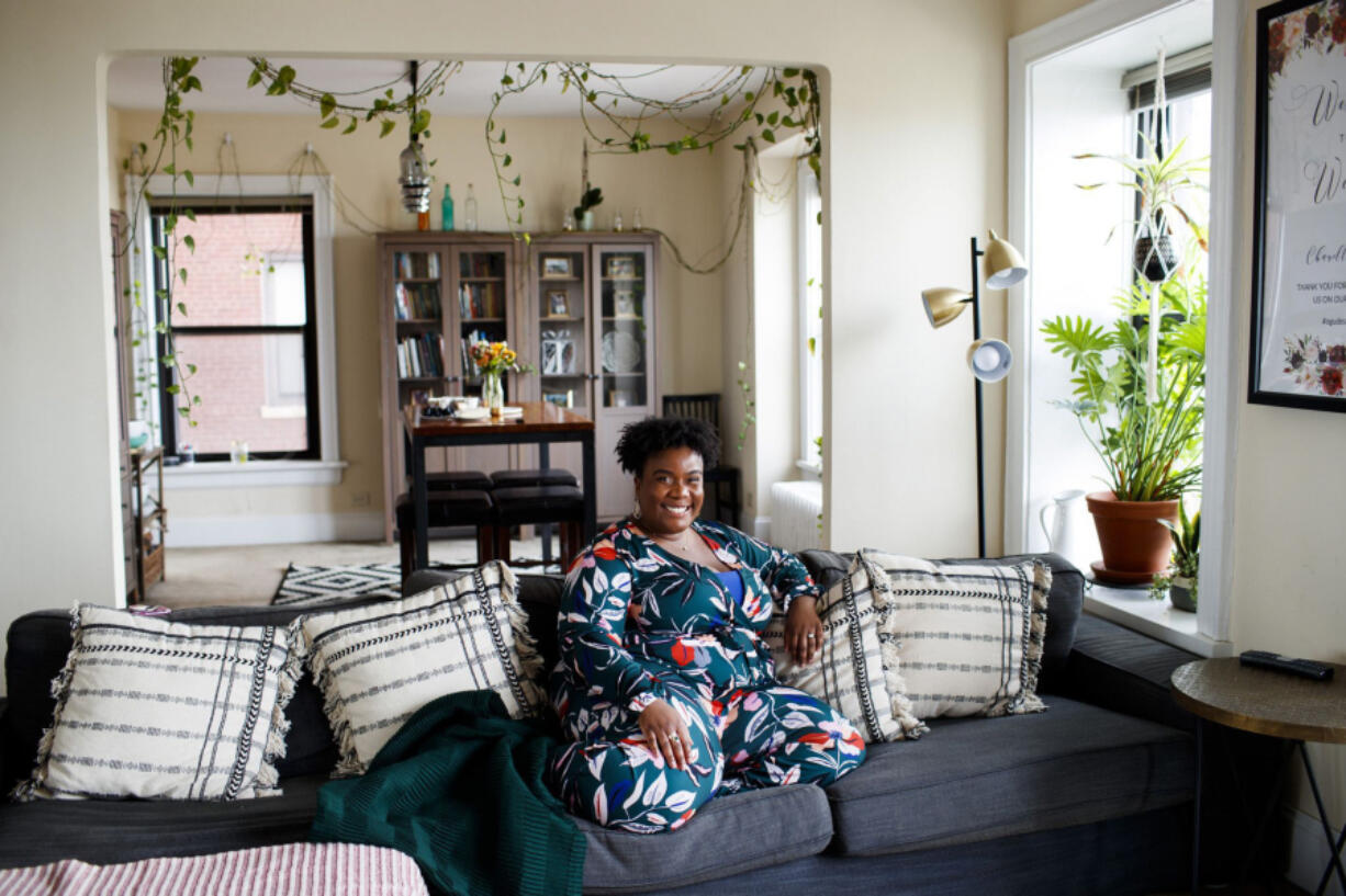 Chanelle Bell, 28, of Chicago is looking to buy her first home. (armando L.