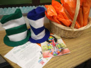 """Local first-graders will get a free """"Green Eggs and Ham"""" kit for Read Across America week. The kits, provided by Beaches restaurant and Riverview Community Bank, include green food dye, Dr. Seuss hats, a kids book and instructions on how to make the meal."""