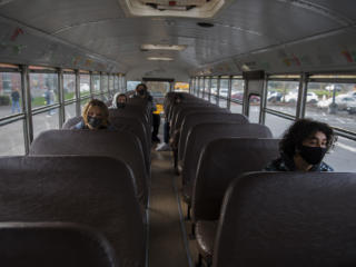 Students return to Heritage High School