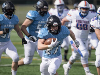 Hockinson seals 2A GSHL title with 14-7 win over Ridgefield
