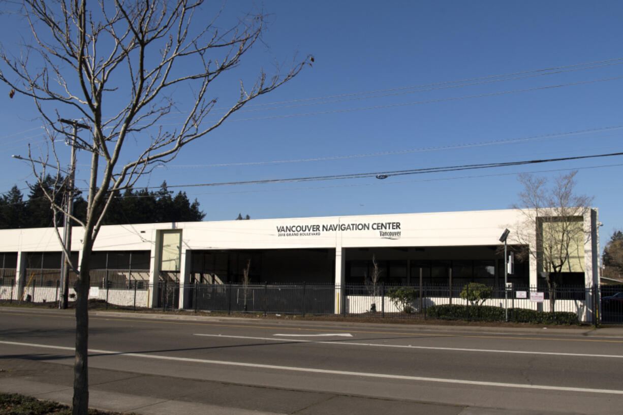 The Vancouver Navigation Center has been a Fred Meyer home improvement store and a Department of Fish and Wildlife regional office. Its next use could be as a library district headquarters.