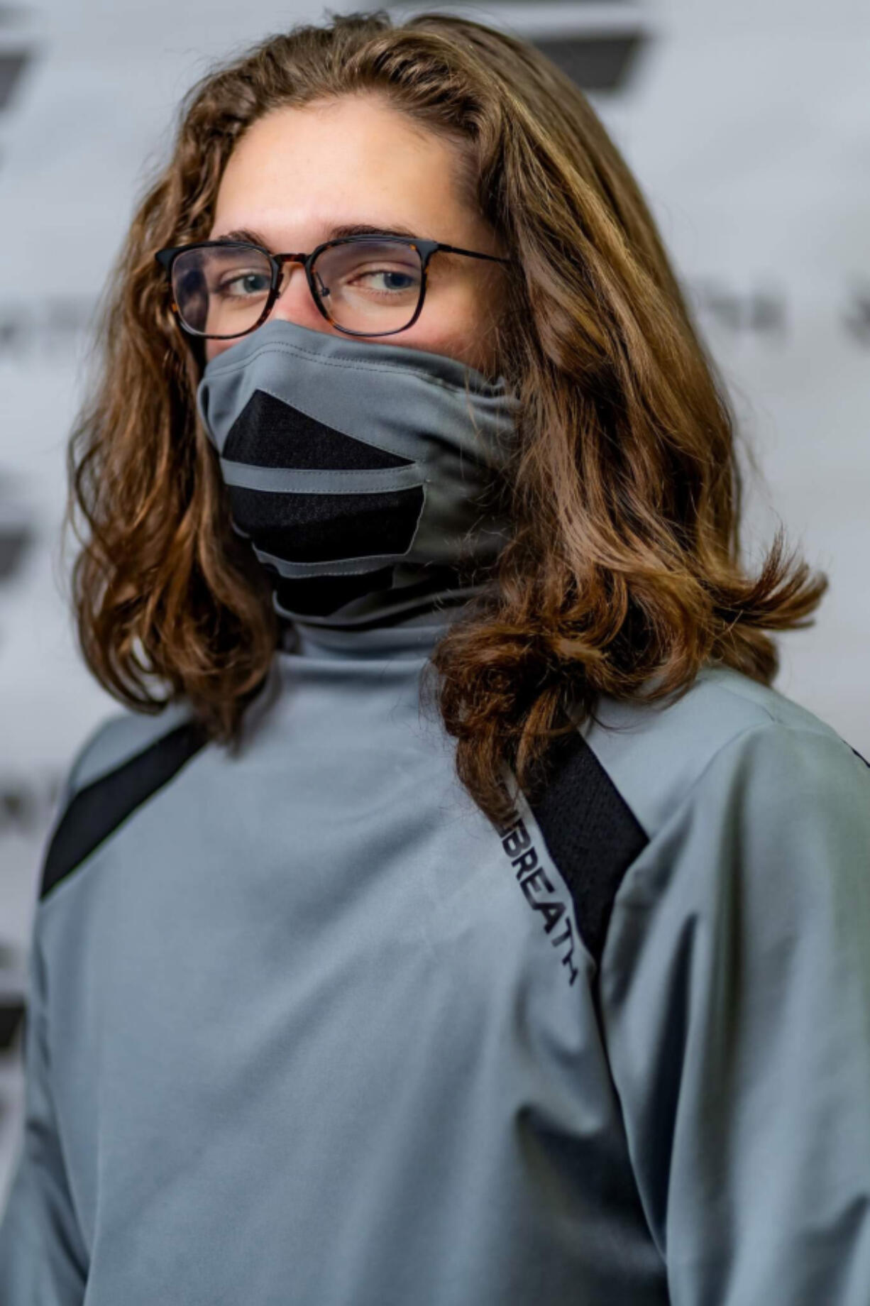 A Vancouver clothing company, NewBreath, created a shirt with a built-in mask. Although sales are currently only online, the company plans to do occasional pop-up shops and maybe open a brick-and-mortar store if there's a demand.