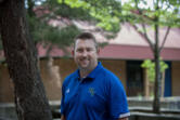 Matt Johnson has announced his resignation as principal of Mountain View High School.