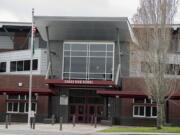 Camas High School.