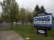 The Camas School District Zellerbach Administration Center.