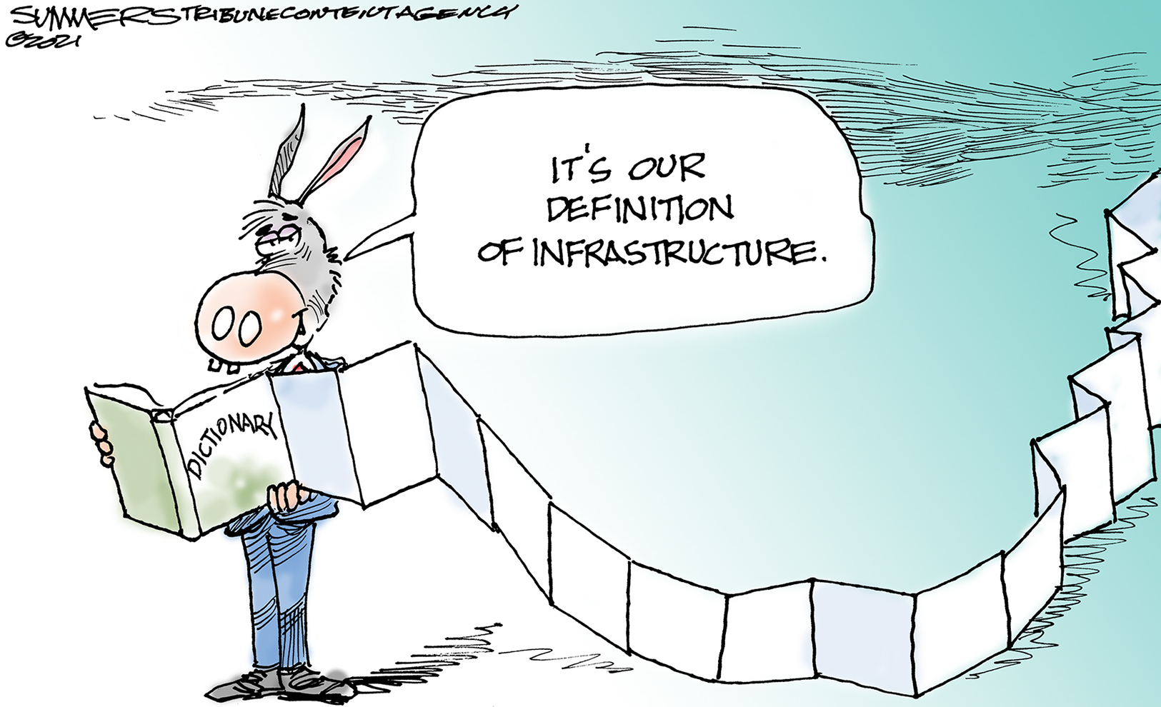 April 17: Infrastructure Bill