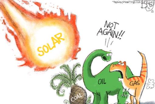 April 22: Extinct Fuels