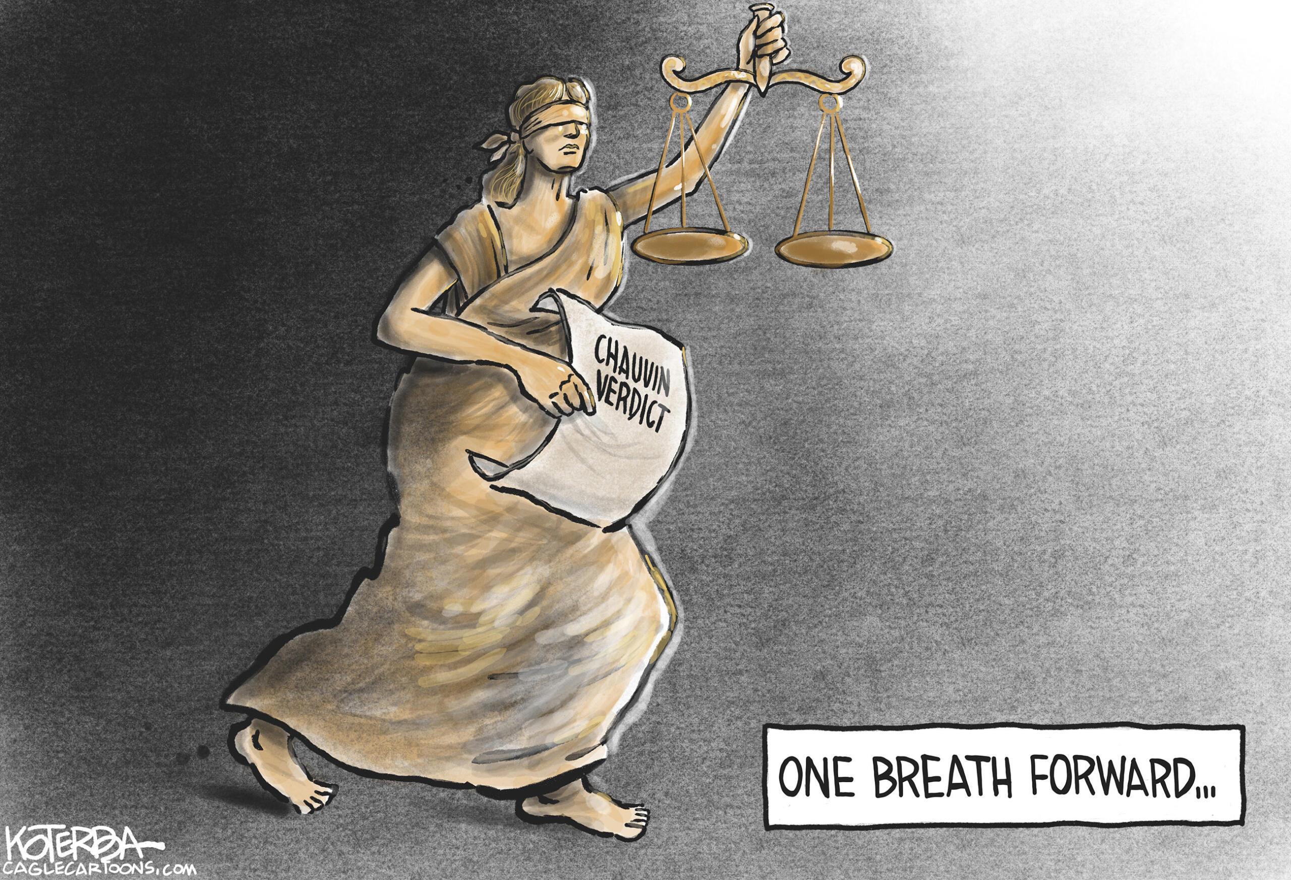 April 24: Chauvin Verdict