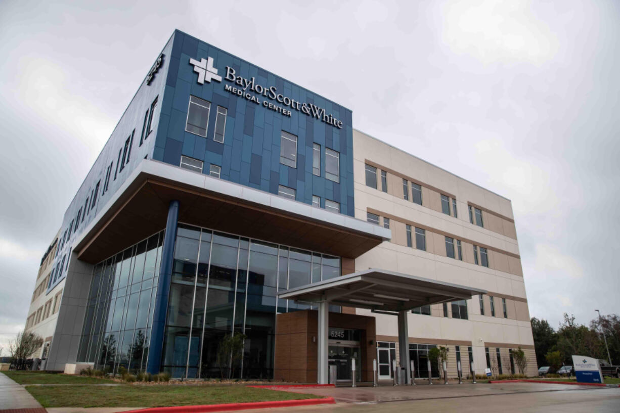 A Baylor Scott & White Health facility in Austin, Texas.