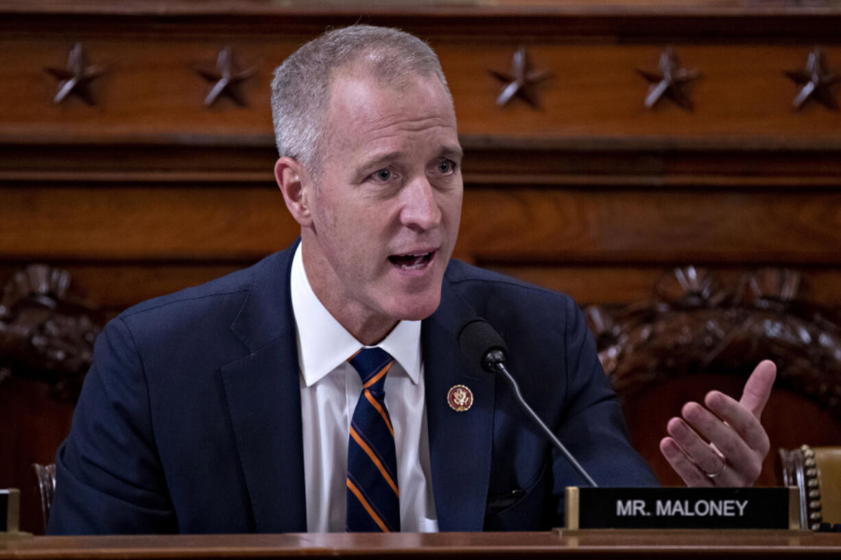 Democratic Congressional Campaign Committee Chairman Sean Patrick Maloney has emphasized diversity in hiring at the committee, Democrats say.