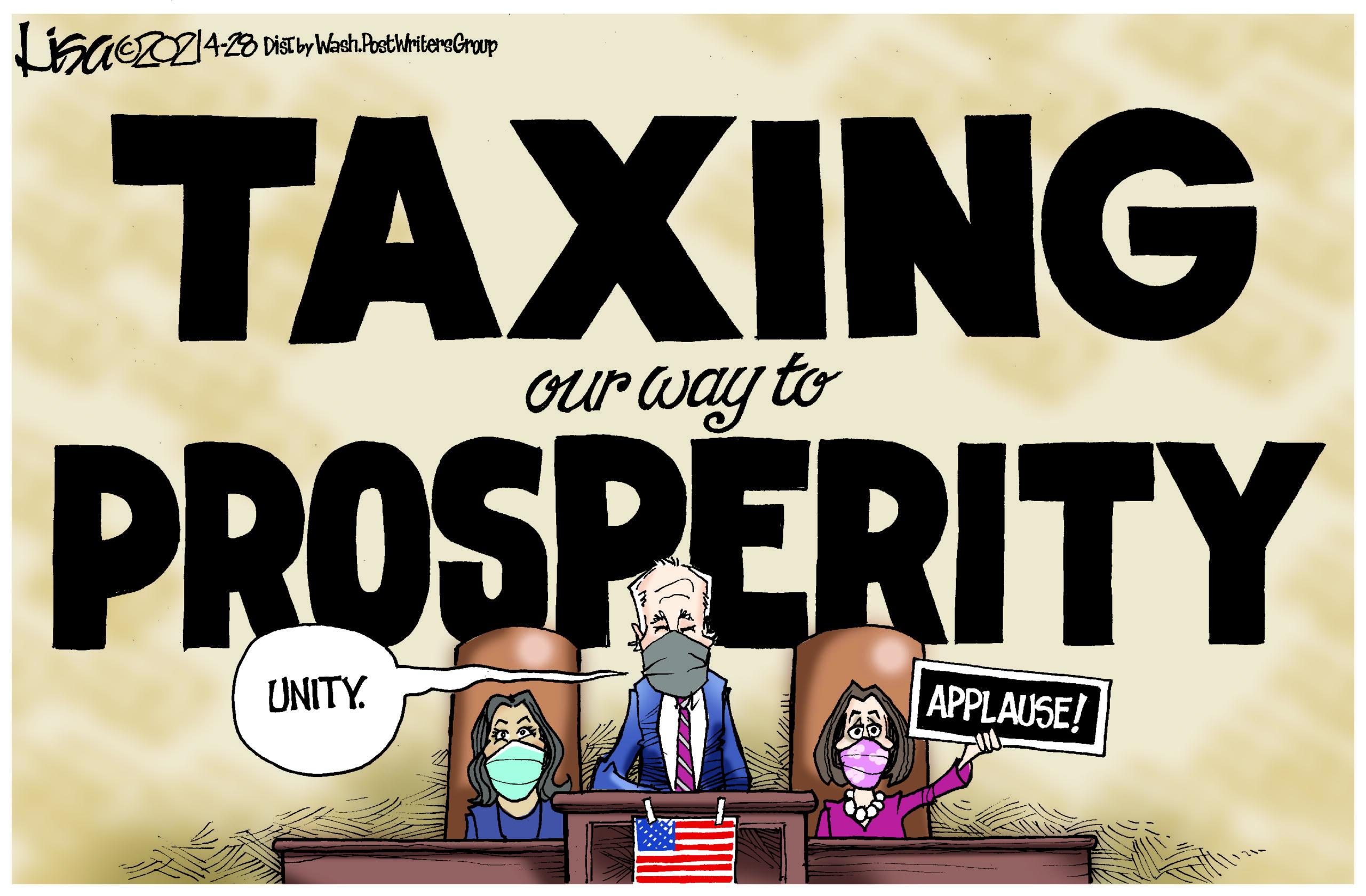 May 1: Taxing Prosperity