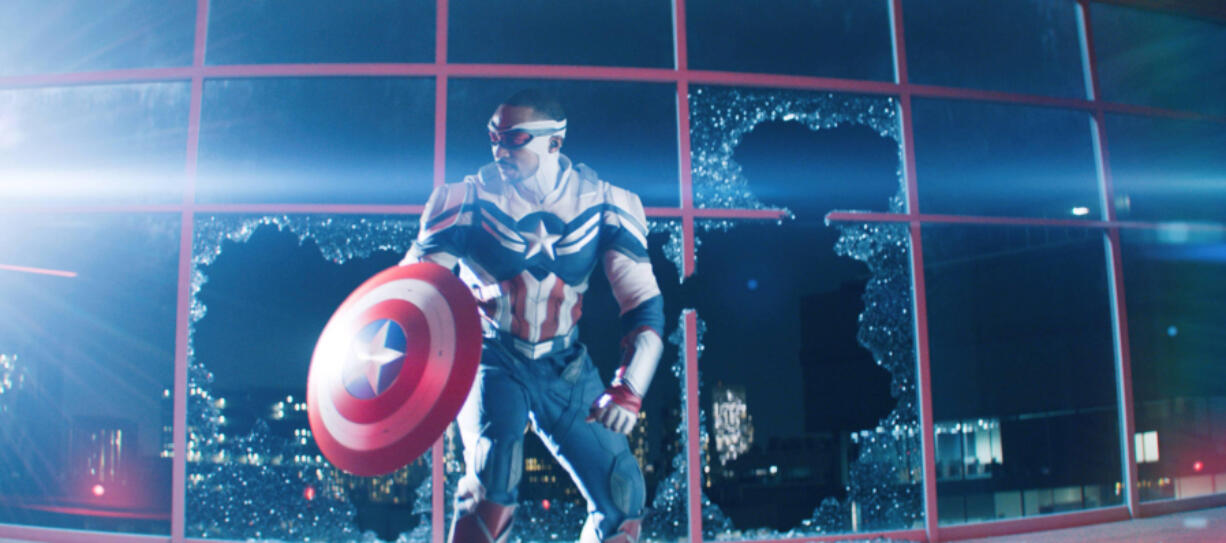 Yep, Sam Wilson (Anthony Mackie) is going by Captain America now. And brother, he earned it.