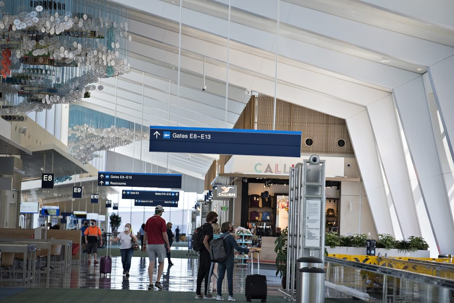 Officials say travel is increasing in Oregon and so are the instances of Transportation Security Administration agents finding guns in carry-on luggage.