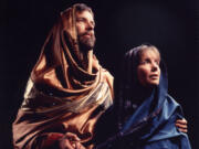 Leonardo and Patti Defilippis met while acting at the Oregon Shakespeare Festival, but soon decided to go their own way and follow their faith. They've been creating Catholic plays, films and audio productions through their company, St. Luke Productions, for 40 years now. (Contributed by St.