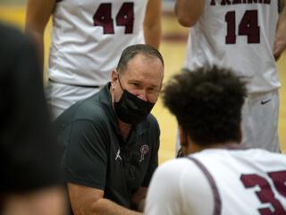 Prairie boys basketball slips by Heritage in Kyle Brooks' return
