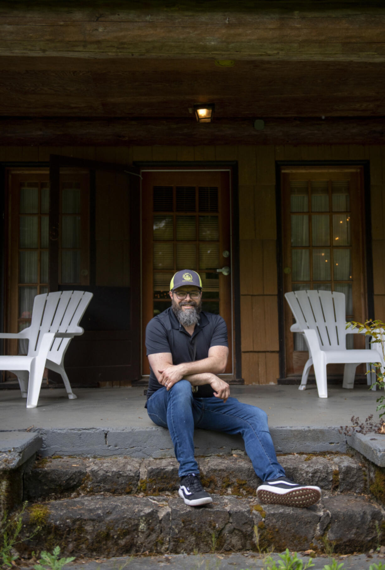 Jason Clonts, 45, grew up in Spokane, he said. After hopping around the United States in various jobs, he wanted to come back to the Pacific Northwest.