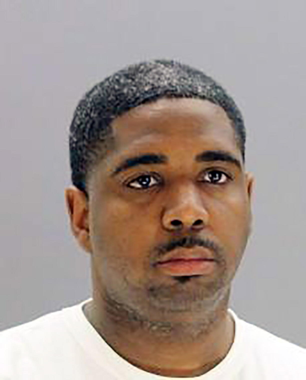 This undated photo provided by the Dallas County Sheriff's Office shows Bryan Riser. A judge on Wednesday, April 7, 2021, ordered the release of Riser, a former Dallas police officer who was arrested on capital murder charges for allegedly ordering two killings in 2017 after prosecutors agreed that they don't have enough evidence to move forward with the case.
