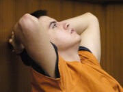 Tobbie Eaton contemplates his life behind bars without parole as part of the 3 strikes and your out law having been convicted of his 3rd felony in 2006.