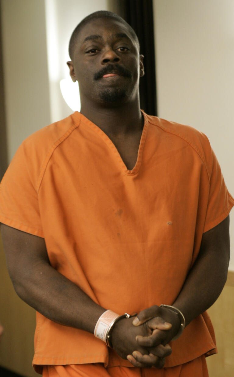 Autrey Joseph Lewis, Jr. , 37, made his first appearance before Judge Diane Woolard in court in 2006.