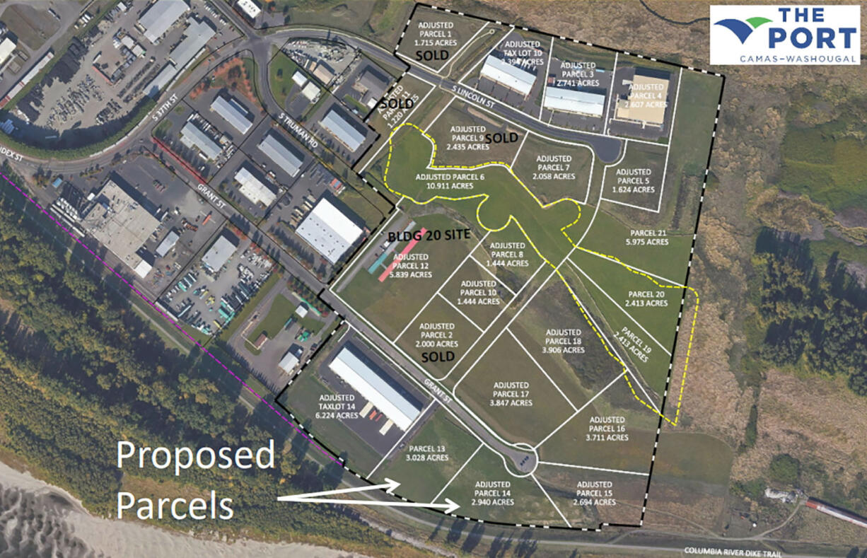 Chatsworth, Calif.-based United Precision Corporation, a leading aerospace manufacturer, is planning to construct two manufacturing buildings in the Port of Camas-Washougal's industrial park over the course of the next several years.