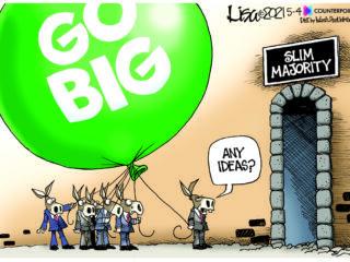 Editorial cartoons for week of May 2