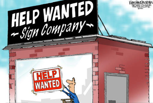 May 7: Help Wanted