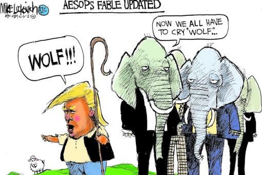 May 10: Trump Fable