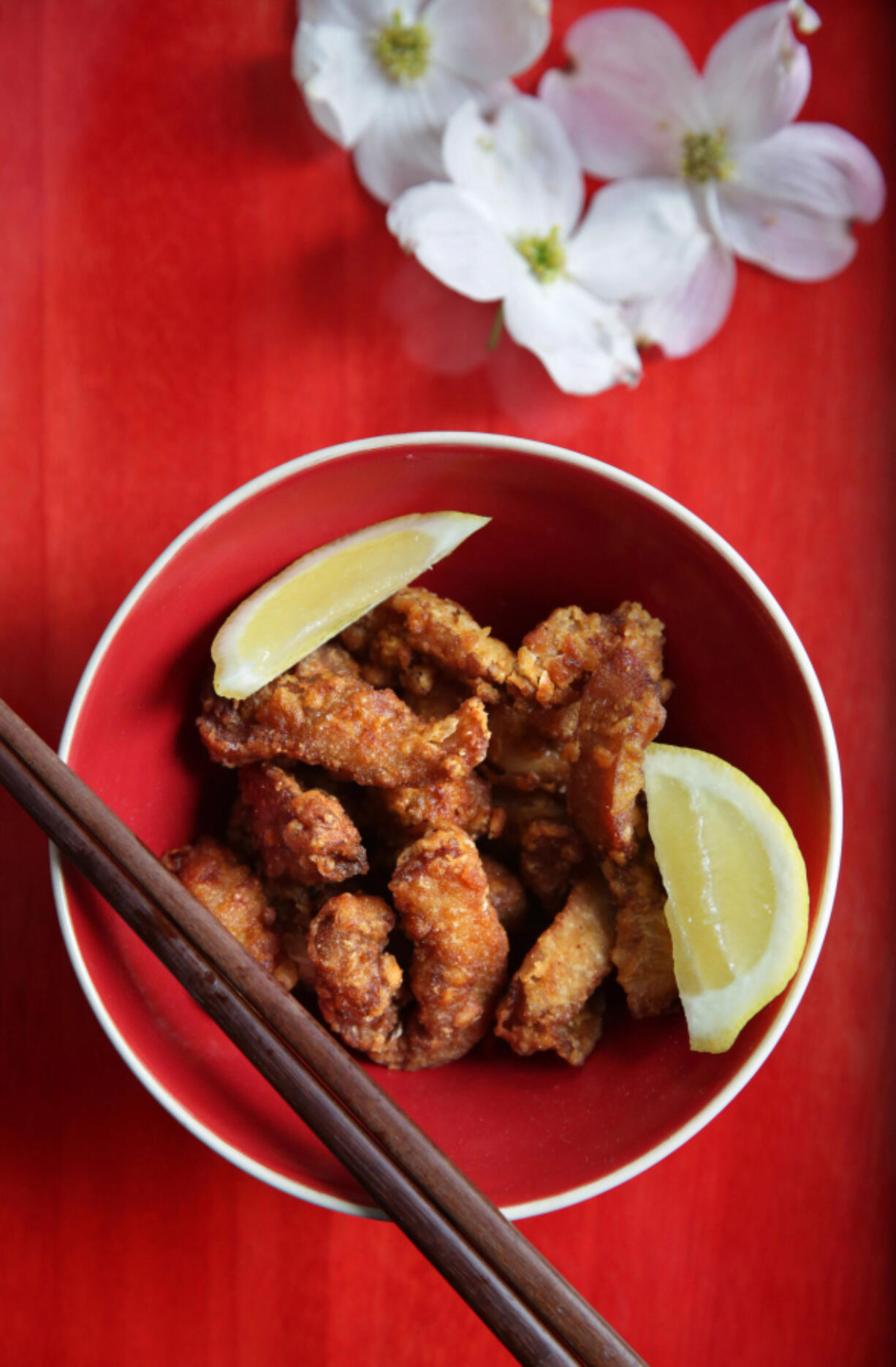 Karaage (Japanese fried chicken) (Photos by Hillary Levin/St.