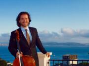 Grammy-award-winning cellist Zuill Bailey