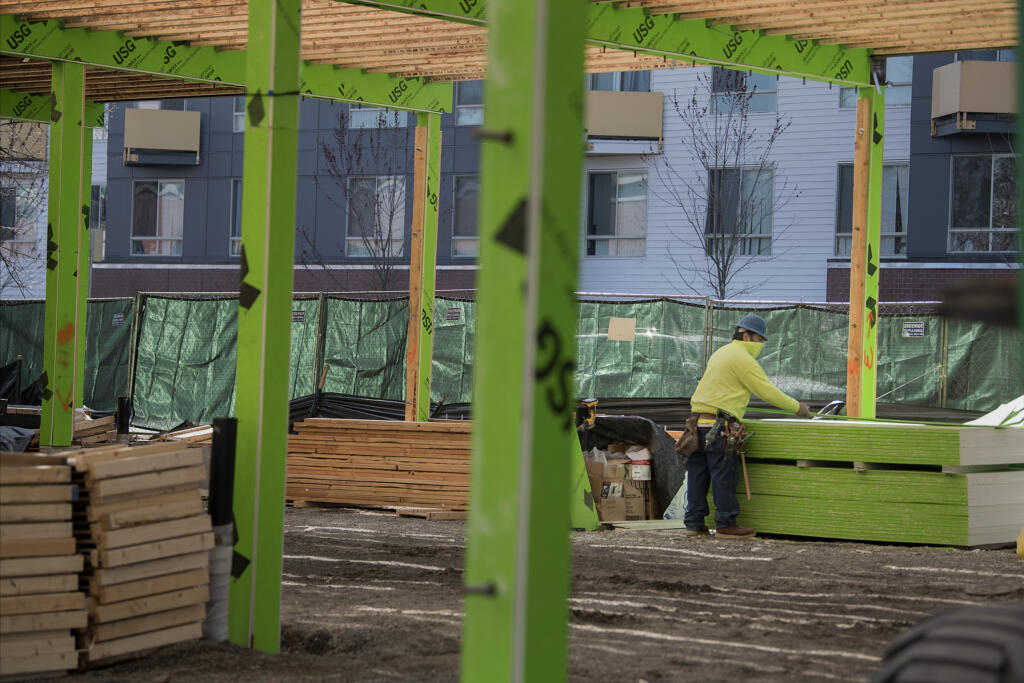 Ginn Group, which has a number of projects under construction in Clark County including Miles Terrace, is partnering with  the Vancouver Housing Authority and a Boys and Girls Club on an affordable housing project.
