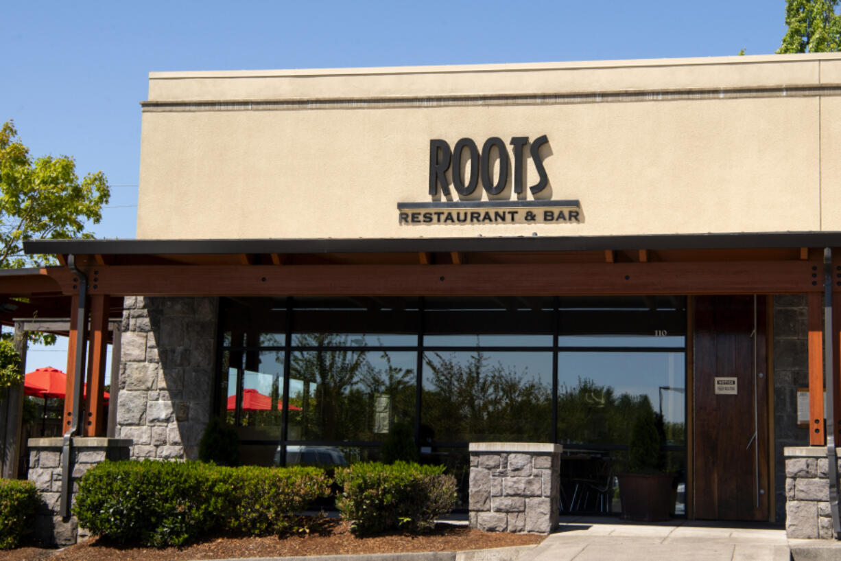 Roots Restaurant and Bar reopened in April with little fanfare as owner Brad Root sought to get back into the groove.
