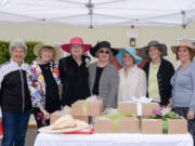 LINCOLN: The Assistance League Southwest Washington raised $4,000 during a May Day tea fundraiser for children's programs.