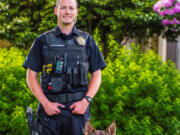 VANCOUVER: Ivar, formerly a dog within a K9 Unit at the Vancouver Police Department, recently retired and will spend his time with Cpl.