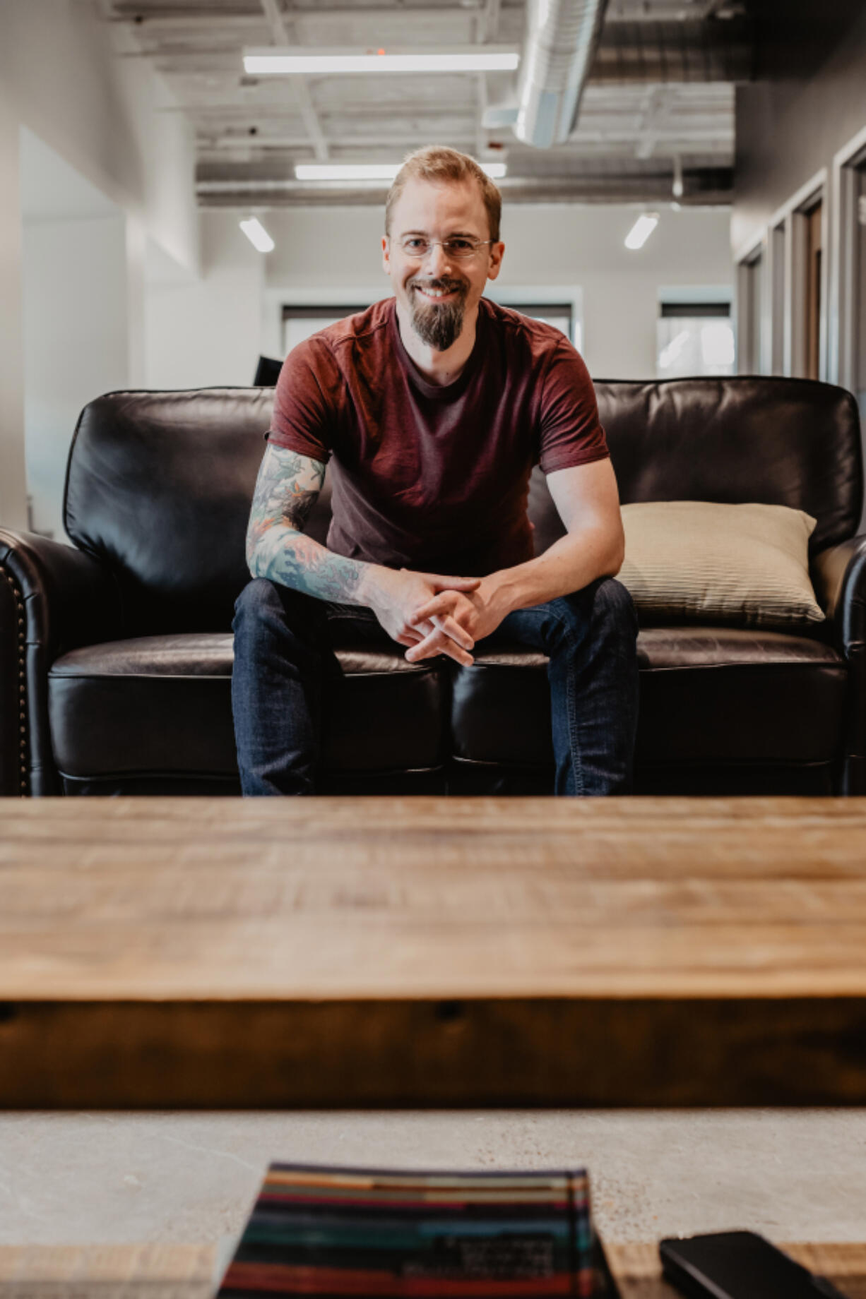 """Don Elliot, owner and CEO of Gravitate, is seeing growth in the Vancouver-based digital marketing company. """"We've had a huge uptick in business,"""" Elliot said. """"We're outperforming 2019 by a lot."""
