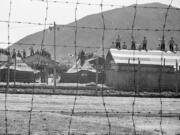 Soldier Mel Strawn was an eyewitness and took powerful snapshots of a 1952 uprising by North Korean prisoners against their captors at Koje-Do, a South Korean island used as a massive prisoner of war camp during the Korean War.