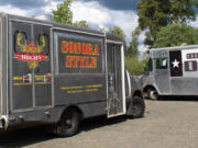 Visitors to 3Peaks Public House and Taproom in Ridgefield can dine on food-truck fare from Street Dogos and The Smokin' Oak.