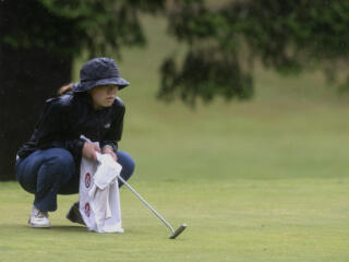 Union's Gruher, Kelso's Dolan win 4A/3A district golf titles