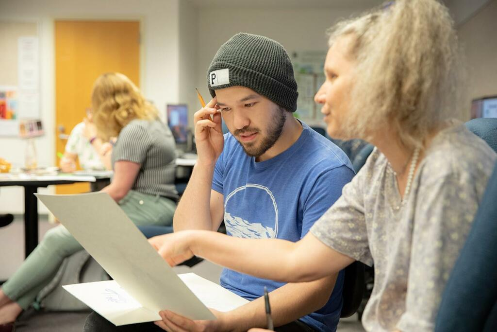 Clark College's Bachelor of Applied Science in Applied Management program builds off of the many career-oriented two-year programs the college offers.