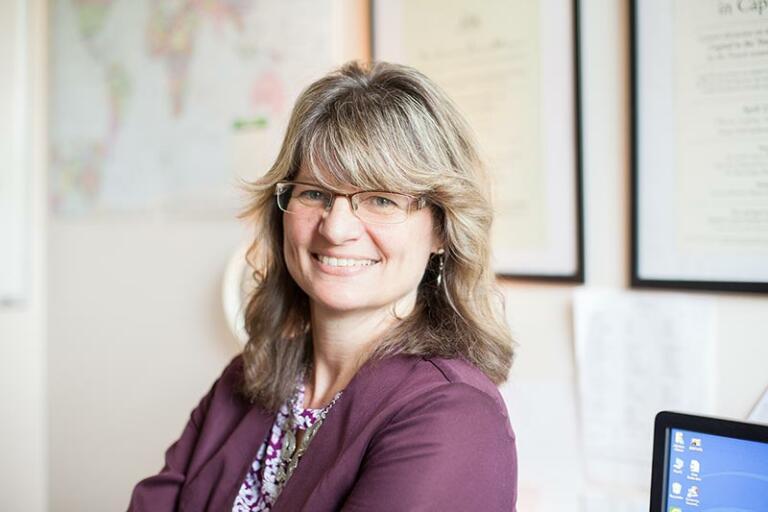 Dr Patricia Atkinson