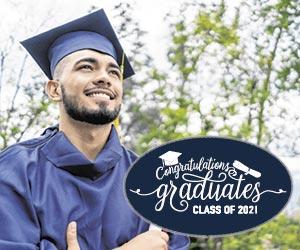 Congratulations to Our 2021 Graduates! contest promotional image