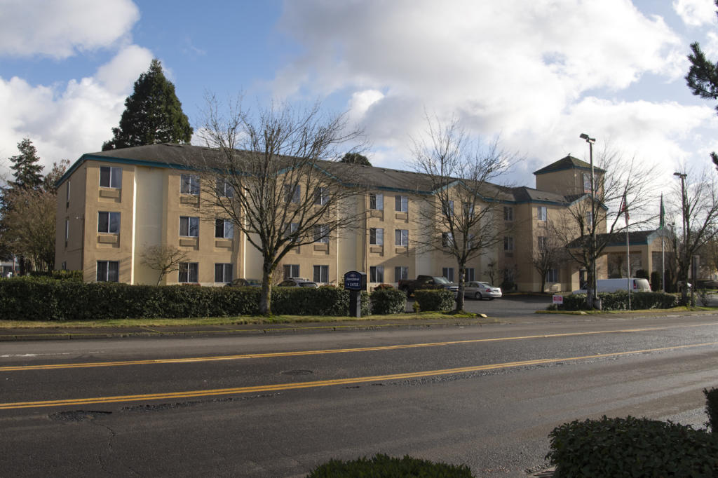 Vancouver Housing Authority is turning the former Howard Johnson hotel on Vancouver Mall Drive into a homeless shelter slated to open in September. And the VHA is looking for more hotels to purchase and convert into housing for the homeless.