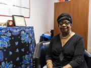 Laverne Williams, 70, of East Orange, N.J., is director of Promoting Emotional Wellness and Spirituality Program known as PEWS Program in Springfield, N.J.