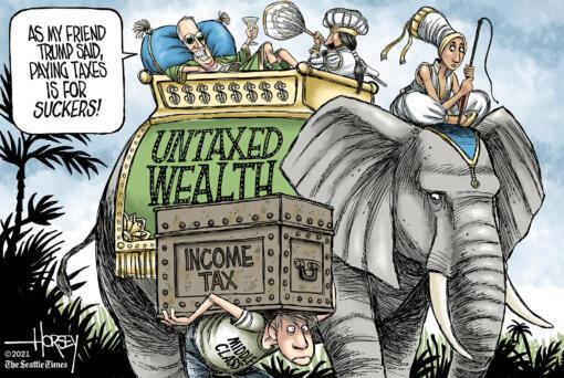 June 13: Untaxed Wealth